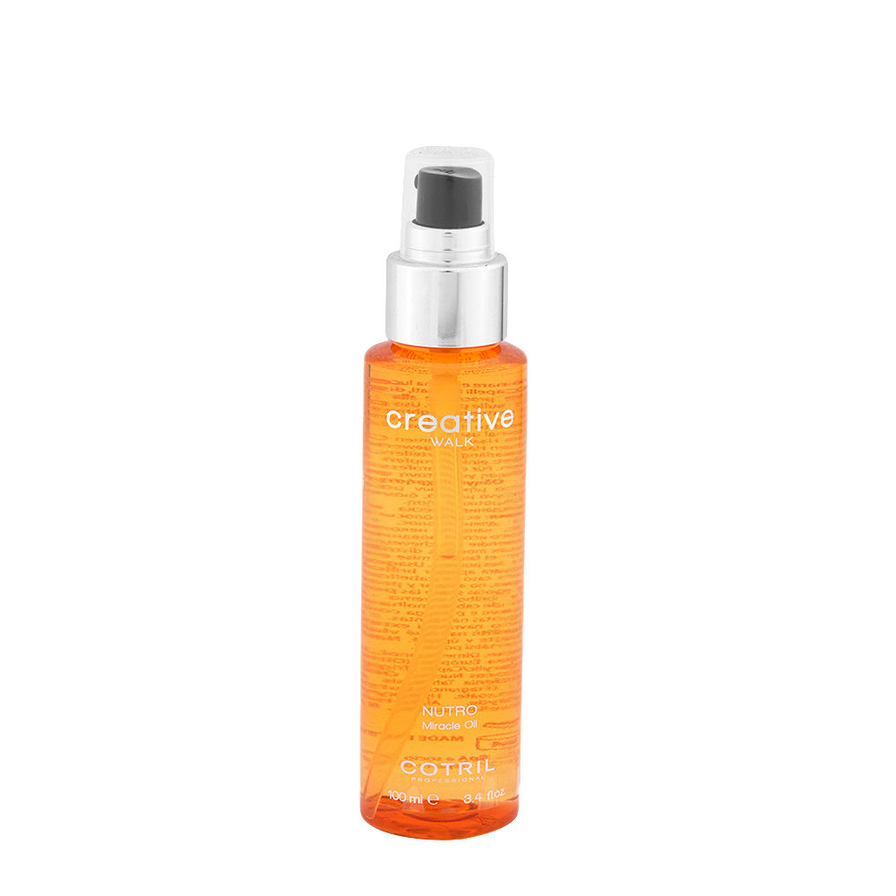 Cotril Creative Walk Nutro Miracle Oil 100ml - Aceite Seco Nutritivo
