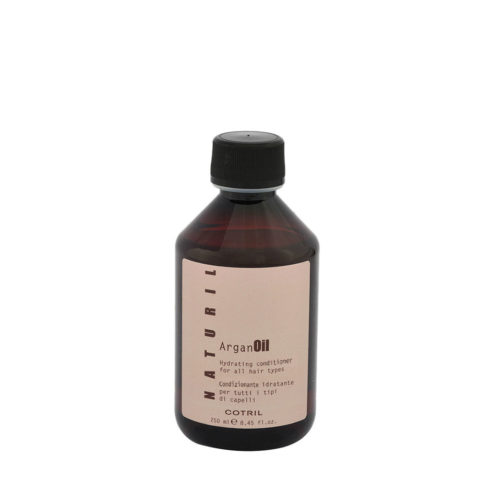 Cotril Naturil Argan Oil Hydrating Conditioner for all hair types 250ml