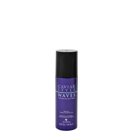 Alterna Caviar Style Waves Texture Sea Salt Spray 147ml - spray de sal