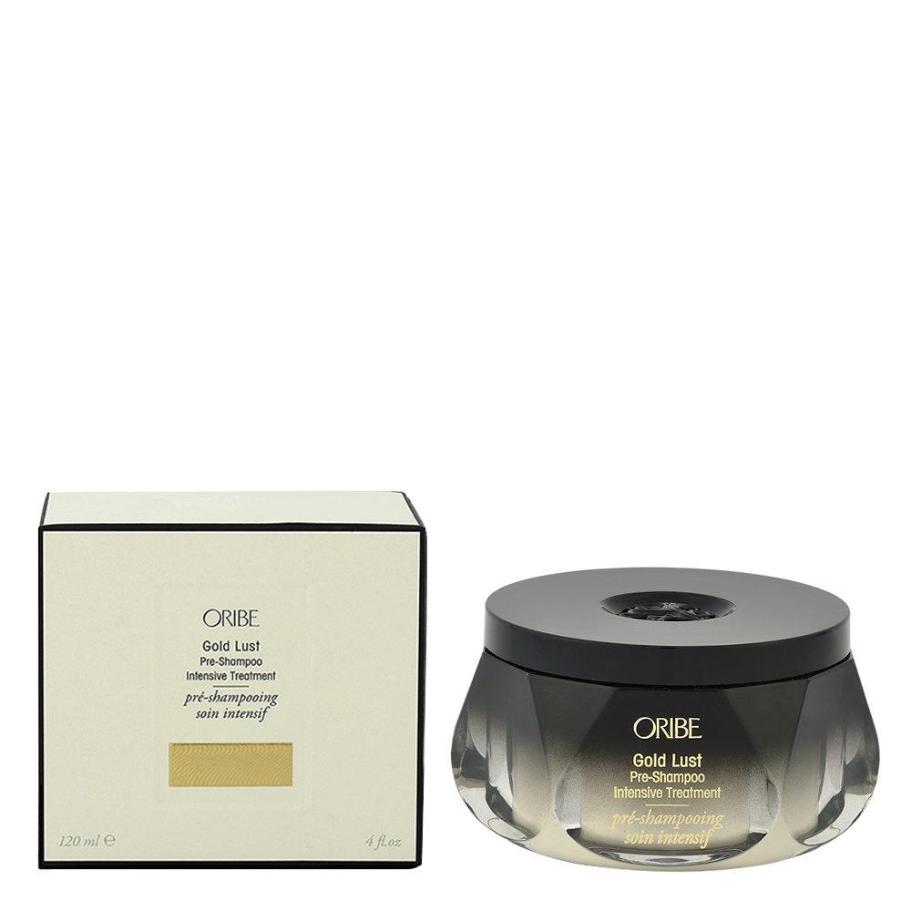 Oribe Gold Lust Pre-Shampoo Intensive Treatment 120ml - tratamiento intensivo