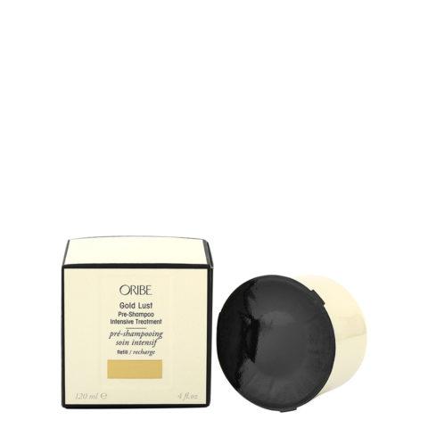 Oribe Gold Lust Pre-Shampoo Intensive Treatment Refill 120ml - tratamiento intensivo de recarga