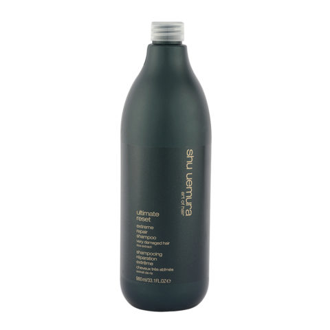 Shu Uemura Ultimate Reset Extreme Repair Shampoo 980ml - Champù de Reparaciòn Extrema