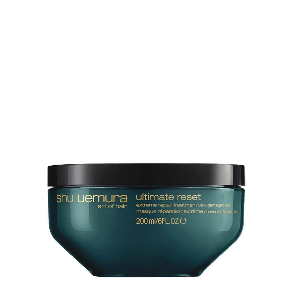 Shu Uemura Ultimate reset Treatment 200ml - Mascara Reparadora