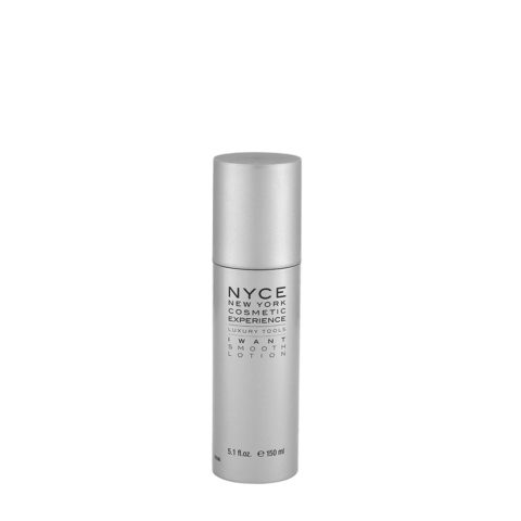 Nyce Styling system Luxury tools I want Smooth lotion 150ml - lociòn anti-frizz