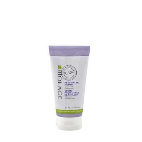 Biolage RAW Color Care Heat Styling Primer 150ml crema pre-peinado