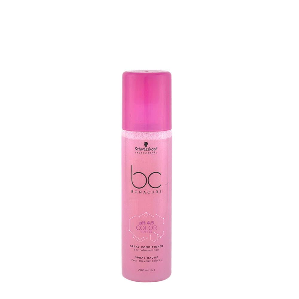 Schwarzkopf BC Bonacure pH 4.5 Color Freeze Spray Conditioner 200ml