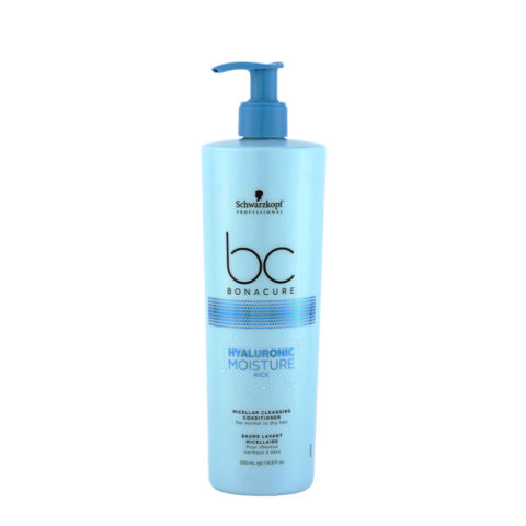 Schwarzkopf BC Bonacure Hyaluronic Moisture Kick Cleansing Conditioner 500ml