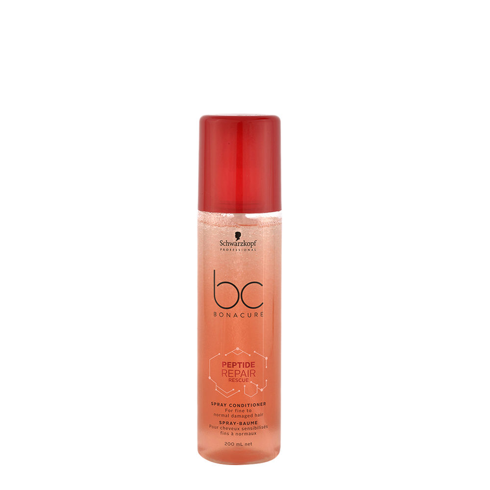 Schwarzkopf BC Bonacure Peptide Repair Rescue Spray Conditioner 200ml