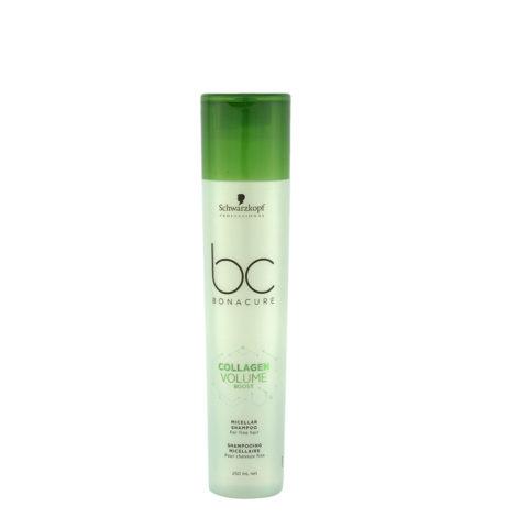 Schwarzkopf BC Bonacure Collagen Volume Boost Shampoo 250ml