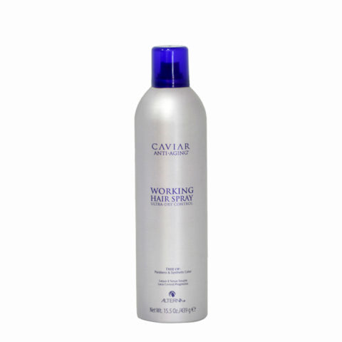 Alterna Caviar Anti aging Styling Working hairspray 439gr - laca antiedad