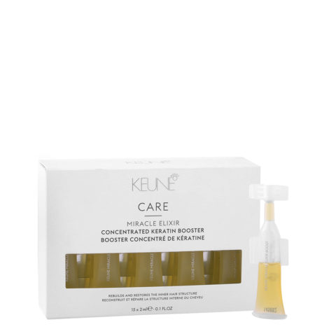 Keune Care Line Keratin smooth Miracle elixir booster 15x2ml
