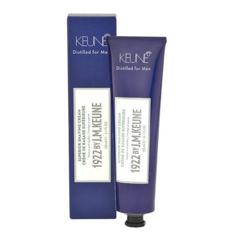 Keune 1922 Grooming Superior Shaving Cream 150ml - Crema de Afeitar