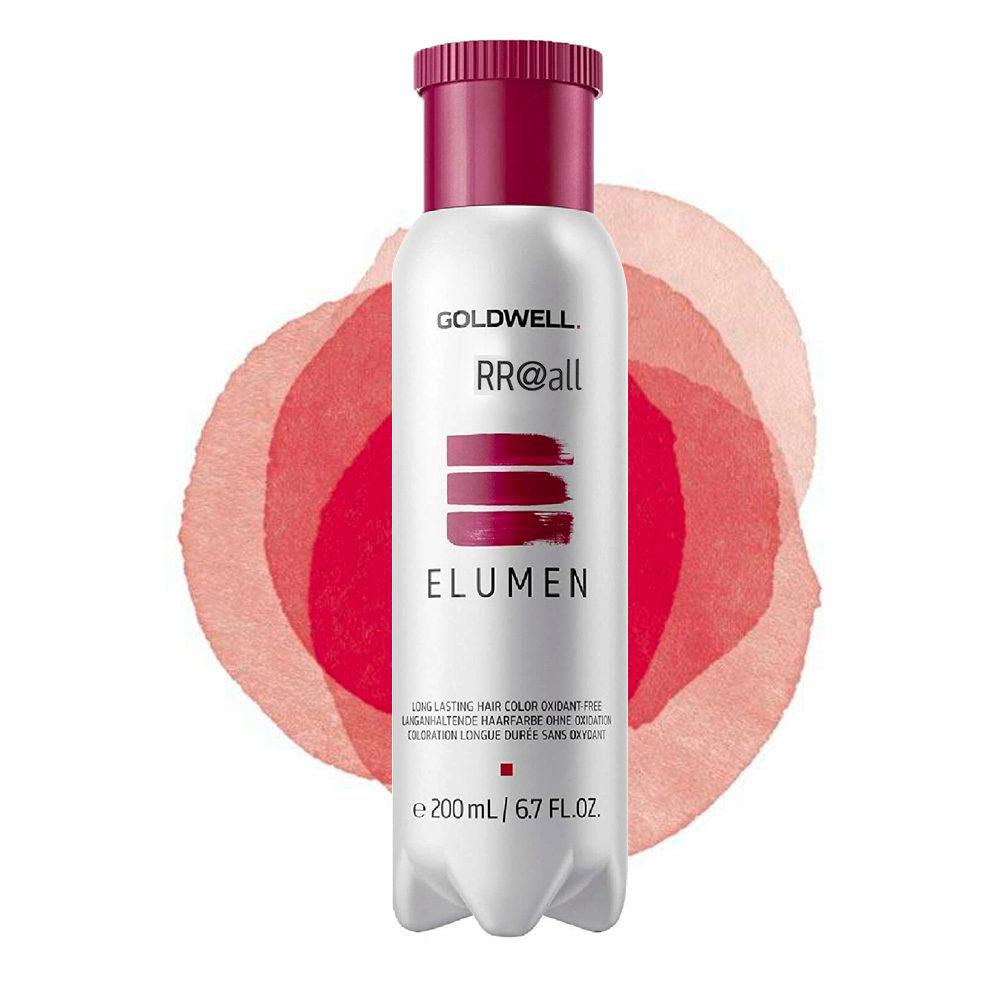 Goldwell Elumen Pure RR@ALL rosso 200ml - rojo