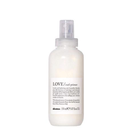 Davines Essential haircare Love curl primer 150ml - leche hidratante