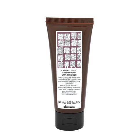 Davines Naturaltech Replumping Conditioner 60ml - Acondicionador elastizante
