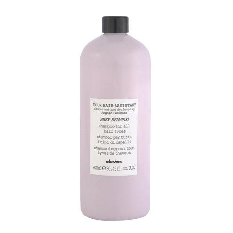 Davines YHA Prep shampoo 900ml