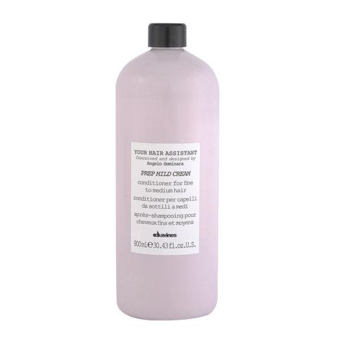 Davines YHA Prep mild cream 900ml - Acondicionador hidratante