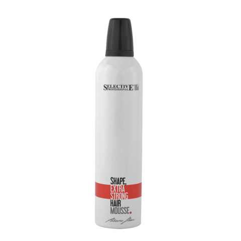 Selective Artistic flair Shape Extra strong Hair Mousse 400ml - mousse extra fuerte