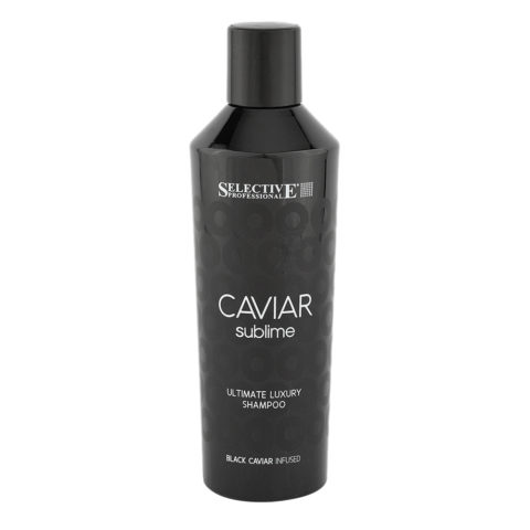 Selective Caviar Sublime Ultimate Luxury Shampoo 250ml - Champú Regenerador