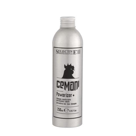 Selective Cemani Powerizer  shampoo 250ml - Prevención de Caídas