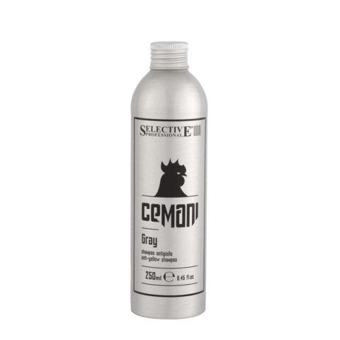 Selective Cemani Gray Shampoo 250ml - Champú Anti-Amarillo