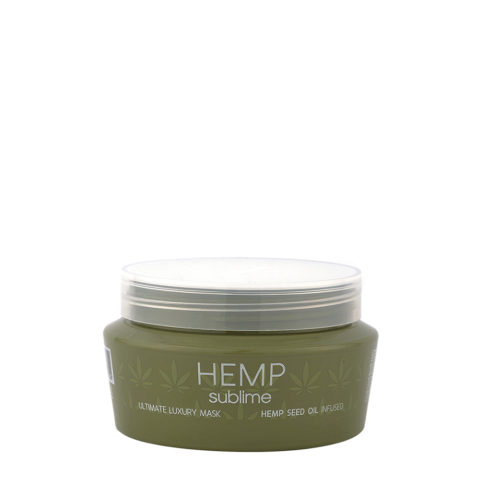 Selective Hemp sublime Ultimate luxury Mask 250ml - màscara de aceite de semilla de cáñamo