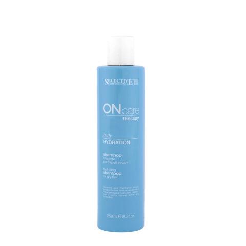 Selective On care Daily Hydration shampoo 250ml - champú hidratante