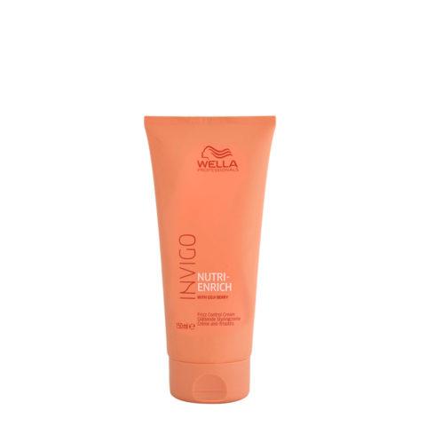 Wella Invigo Nutri-Enrich Frizz Control Cream 150ml - crema anti-frizz