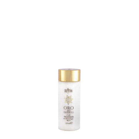 Erilia Oro del Deserto Argan Mask 125ml - mascarilla con aceite de Argan