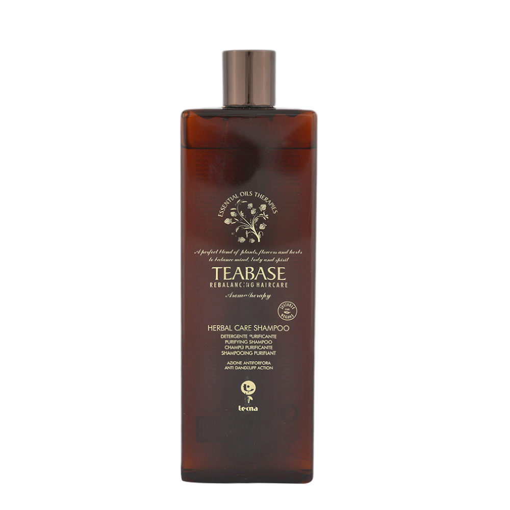Tecna Teabase aromatherapy Herbal care shampoo 500ml