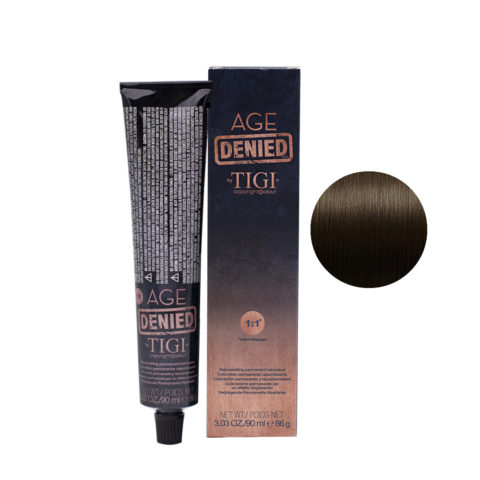 3/0 Castano oscuro natural Tigi Age Denied 90ml