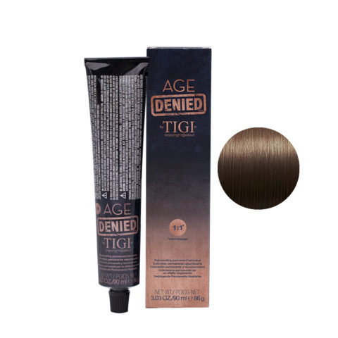 4/30 Castano dorado natural Tigi Age Denied 90ml