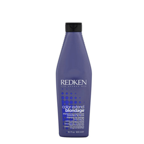 Redken Color extend Blondage Shampoo 300ml - champú cabello rubio