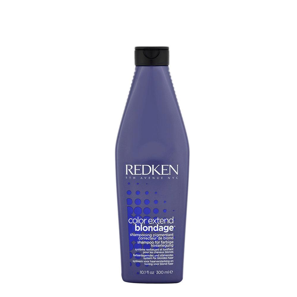 Redken Color extend Blondage Shampoo 300ml - champú cabello rubio