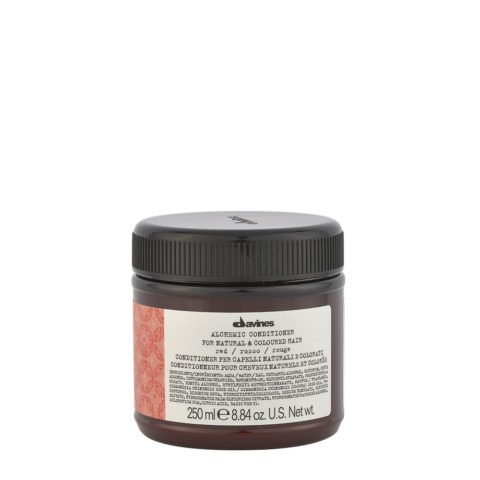 Davines Alchemic Conditioner Red 250ml - Acondicionador Coloreado Para Cabello Rojo