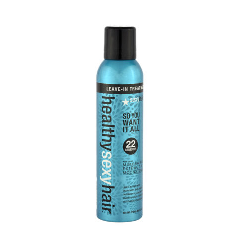 Healthy Sexy Hair So you want it all Leave In Treatment 250ml - Spray Multiusos