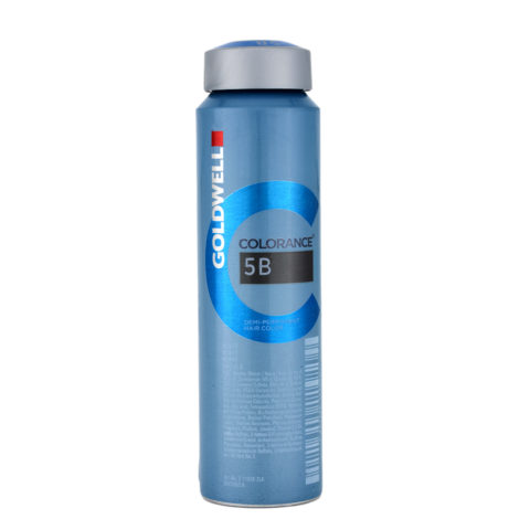5B Brasil Goldwell Colorance Warm browns can 120ml