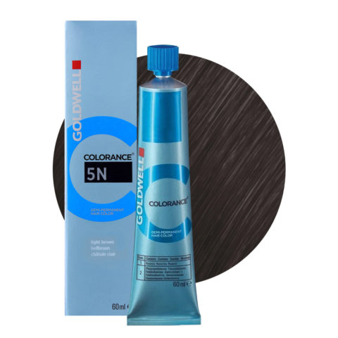 5N Castaño claro Goldwell Colorance Naturals tb 60ml