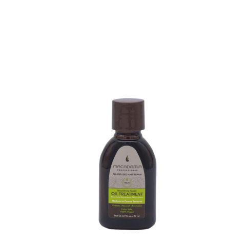 Macadamia Nourishing Oil treatment 27ml - Tratamiento en aceite hidratante y nutritivo