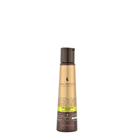 Macadamia Ultra-rich moisture Conditioner 100ml - acondicionador