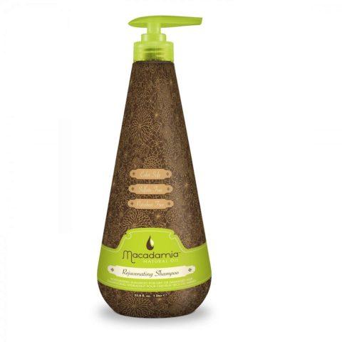 Macadamia Rejuvenating shampoo 1000ml - Champú hidratante con aceite de Macadamia