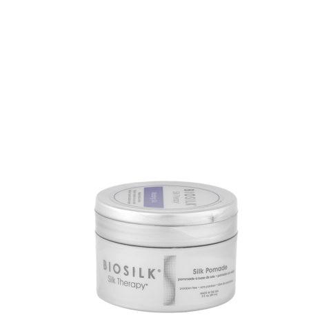 Biosilk Silk Therapy Silk Pomade 89ml - cera brillante