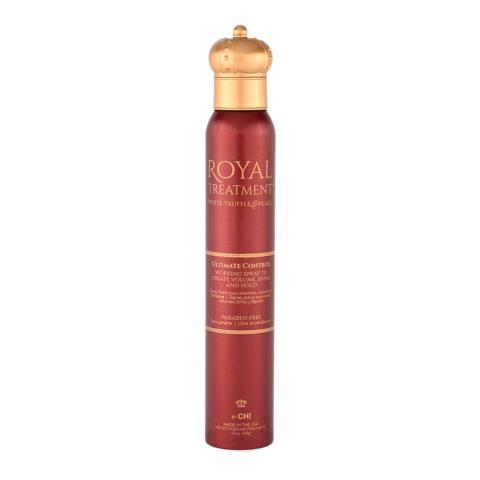 CHI Royal Treatment Ultimate Control Spray 340gr - aerosol de rápido secado
