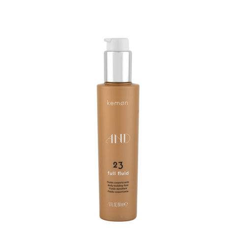 Kemon And Styling 23 Full fluid 150ml - fluido corporizante
