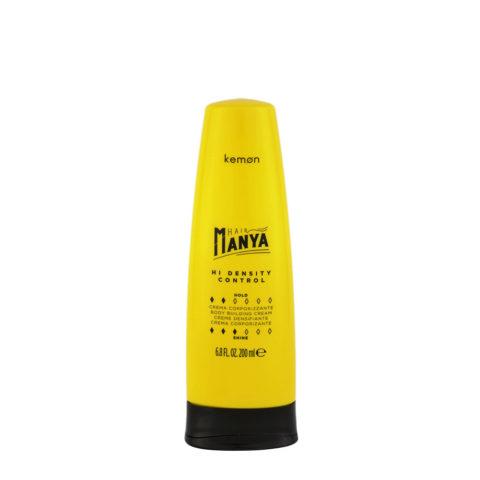 Kemon Hair Manya Per Lei Hi Density Control 200ml - crema corporizante