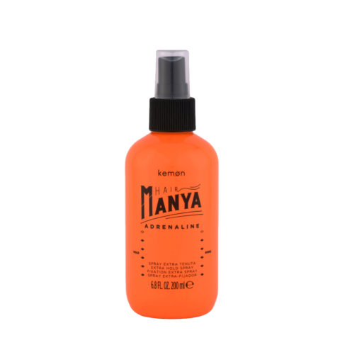 Kemon Hair Manya Per Lei Adrenaline 200ml - spray extra-fijador