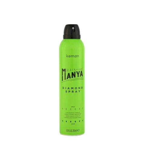 Kemon Hair Manya Per Lei Diamond Spray 250ml - abrillantador final