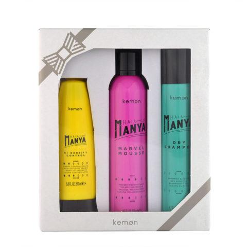 Kemon Hair Manya Per Lei Kit