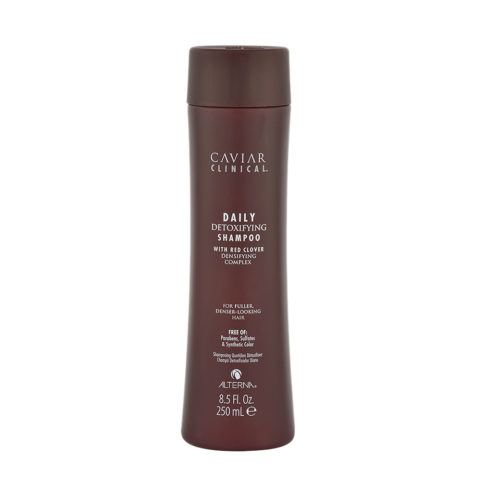 Alterna Caviar Clinical Daily detoxifying shampoo 250ml - Champú fortalecedor para problemas de caída