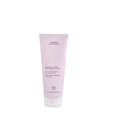 Aveda Bodycare Stress-Fix Creme Cleansing Oil 200ml - aceite en crema